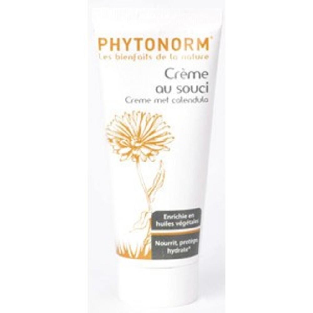 Crème au souci - 100.0 ml - hygiène et soin au souci - phytonorm -14705