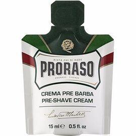 Crème avant rasage de voyage 15ml - proraso -215180