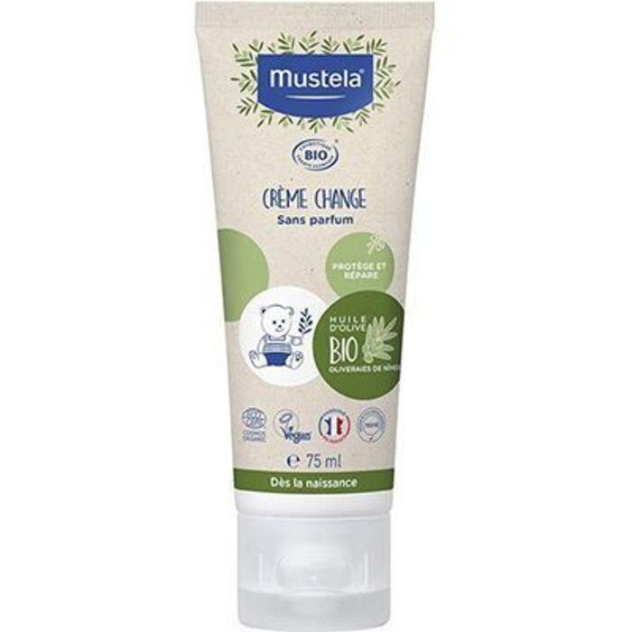 Crème change bio 75ml Mustela-228757