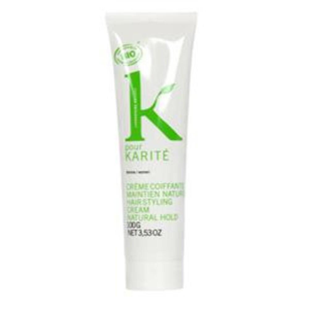 Crème coiffante bio - 100.0 g - femme bio - k pour karité -9574