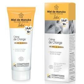 Crème de change bébé 10% miel de manuka iaa 10+ bio... - divers - comptoirs & compagnies -141901