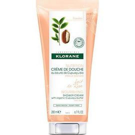 Crème de douche fleur de rose - 200.0 ml - klorane -221817