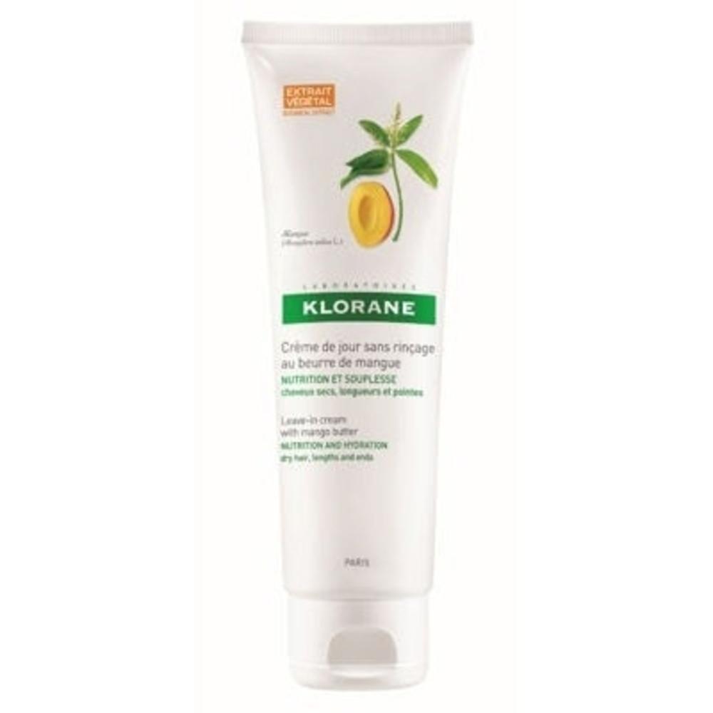 Crème de jour au beurre de mangue 125ml - 125.0 ml - klorane -191304