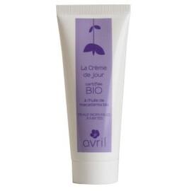 Crème de jour peaux normales et mixtes bio - 50.0 ml - soins visage - avril -139500