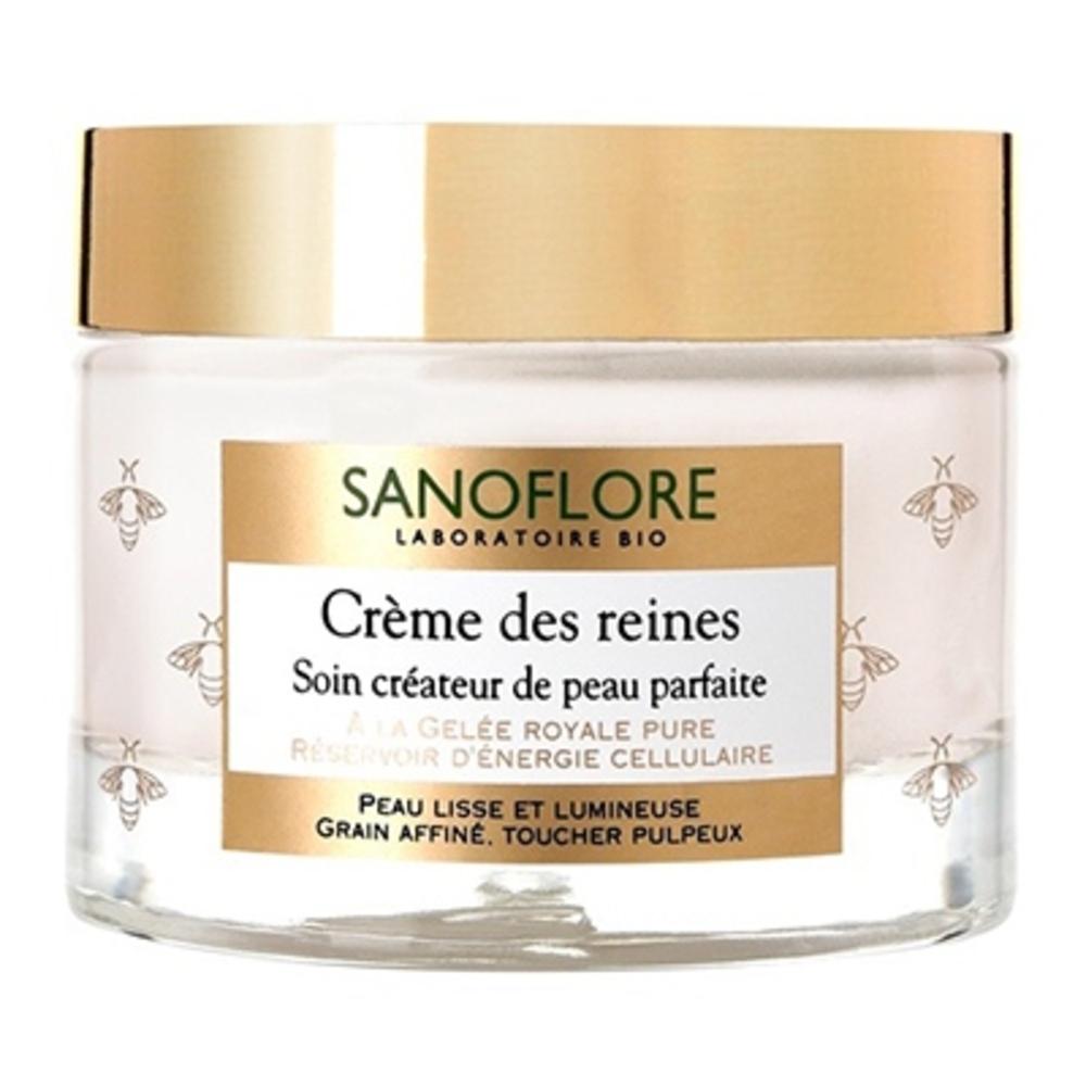 Crème des reines - 50.0 ml - reines - sanoflore Soin créateur de peau parfaite-143016