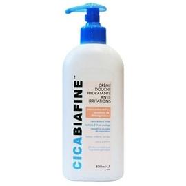 Crème douche anti-irritations - 400.0 ml - dermo-cosmétique - cicabiafine -124512
