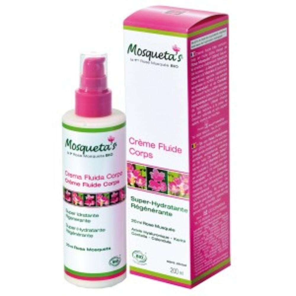 Crème fluide corps 3 en 1 - 200.0 ml - les soins corporels - eumadis mosquetas -4957