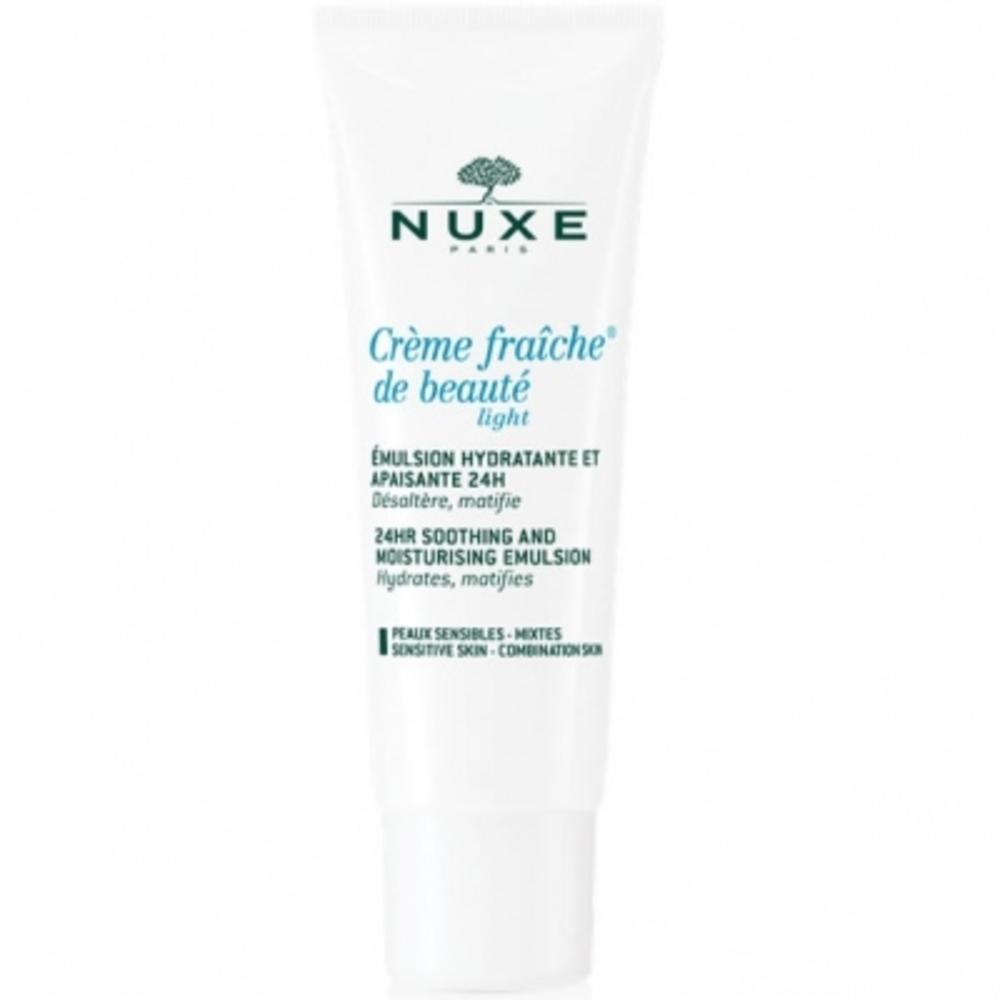Crème fraîche de beauté light - 50.0 ml - nuxe -144762