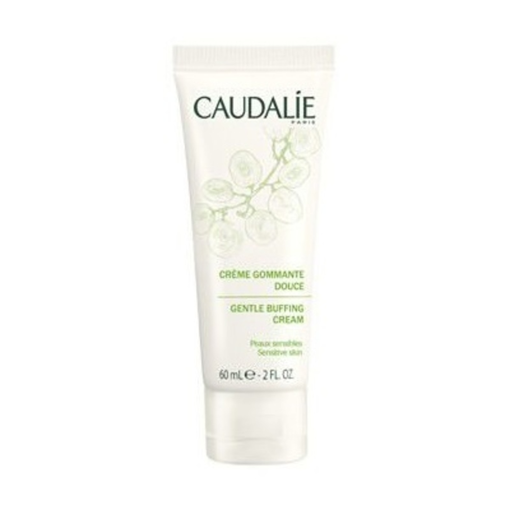 Crème gommante douce - 60.0 ml - peaux sensibles - caudalie peau douce et nette-7280