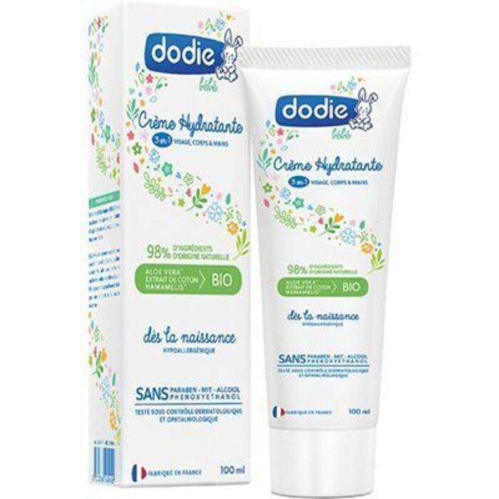Crème hydratante 3en1 100ml Dodie-220721