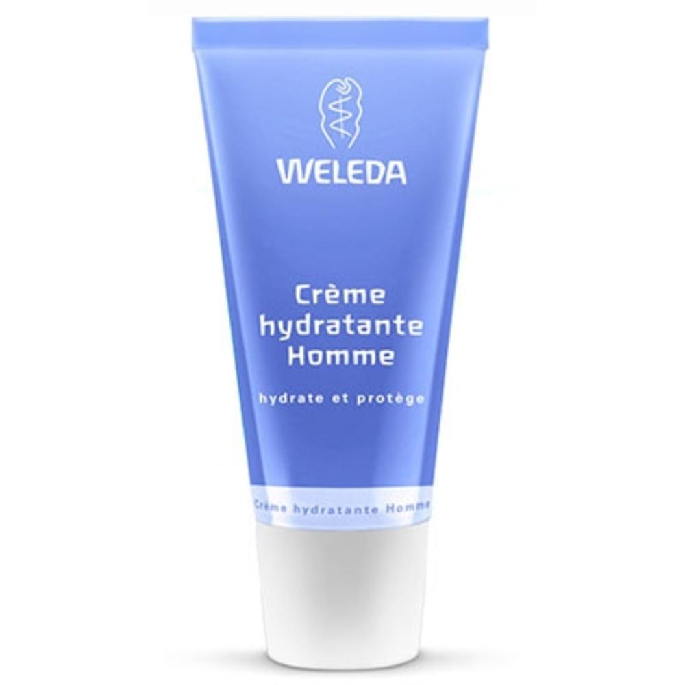 Crème hydratante homme - 30.0 ml - homme - weleda Hydrate et protège-545