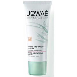 Crème hydratante teintée dorée 30ml - jowae -215409