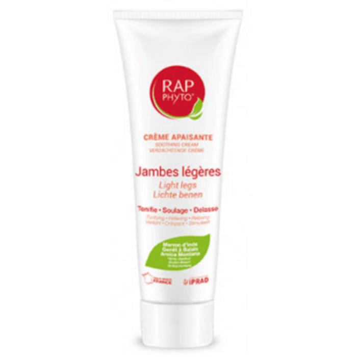 Crème jambes légères Rap phyto-107365