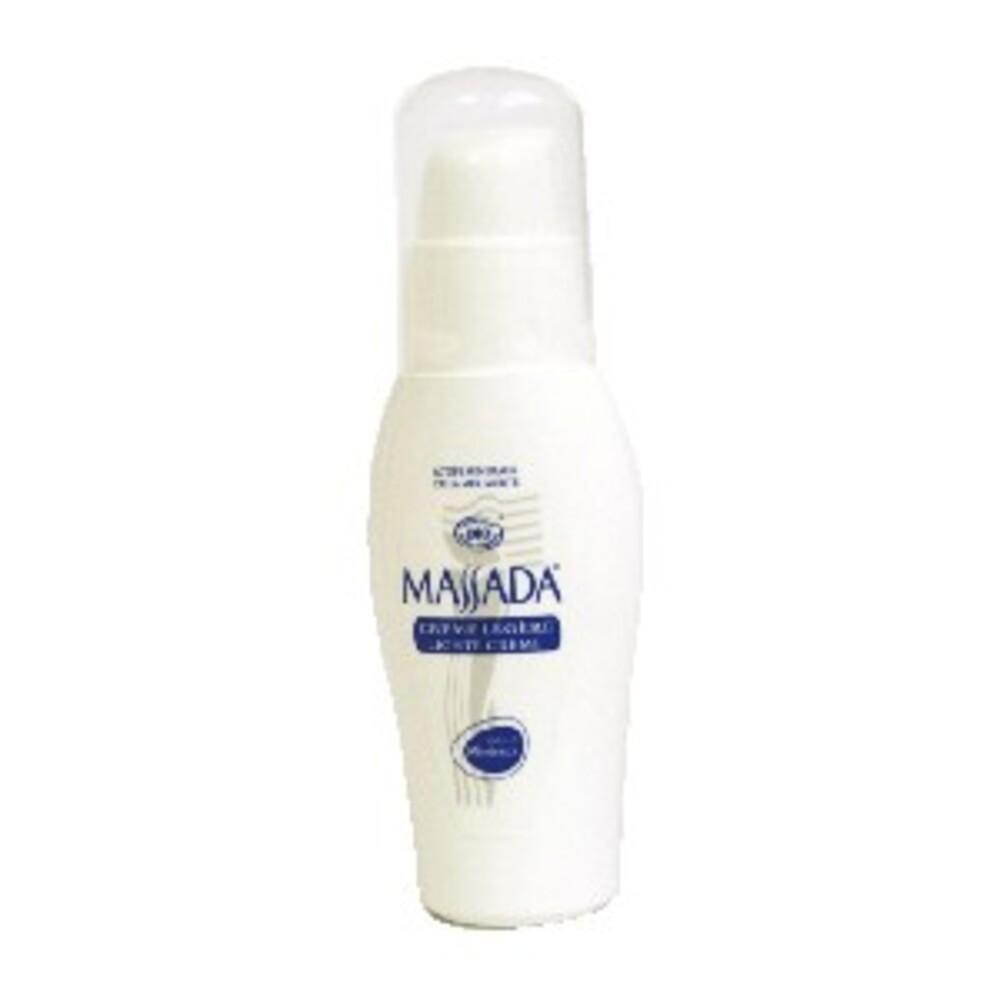 : crème légère bio - 50 ml - divers - massada -136906