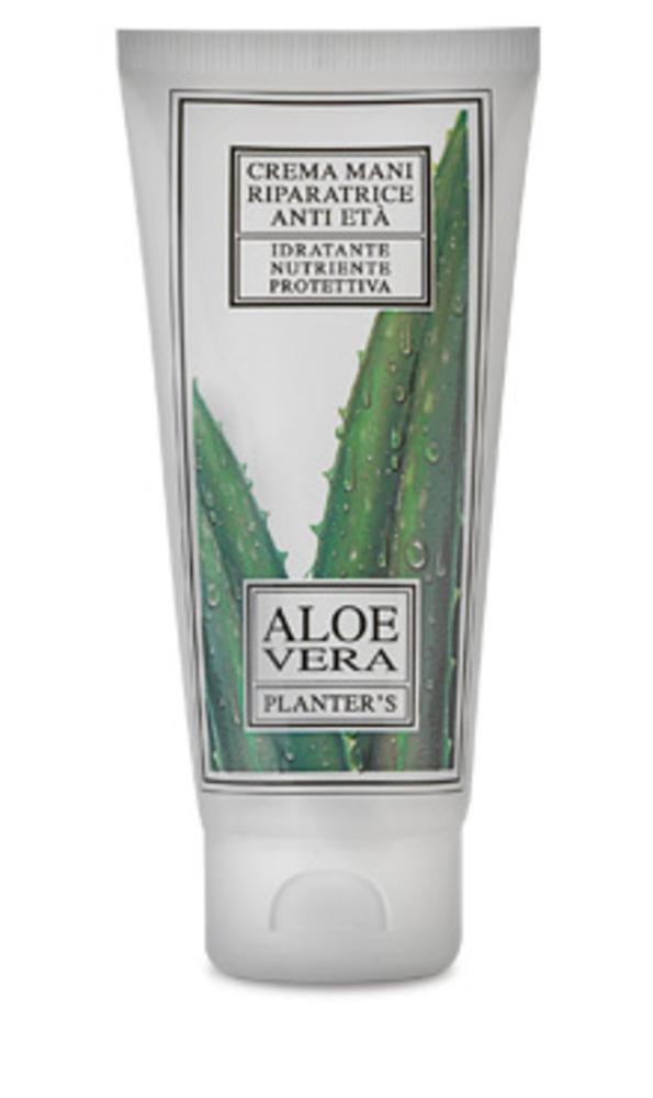 Crème mains - 75.0 ml - aloé véra mains - planter's Hydratante, nourrissante, protectrice-7994