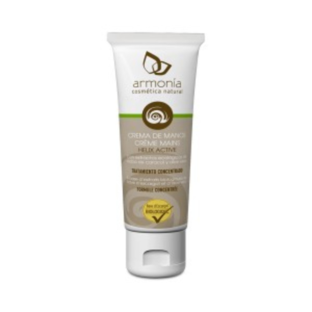 Crème mains escargot - tube 75 ml - divers - armonia -188705