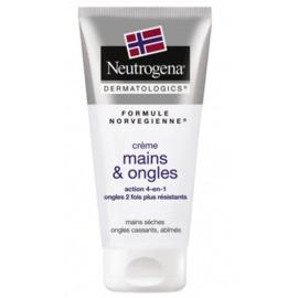 Crème mains et ongles 75ml - neutrogena -215344