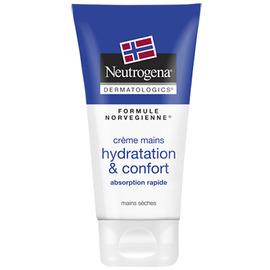 Crème mains hydratation confort - neutrogena -203595