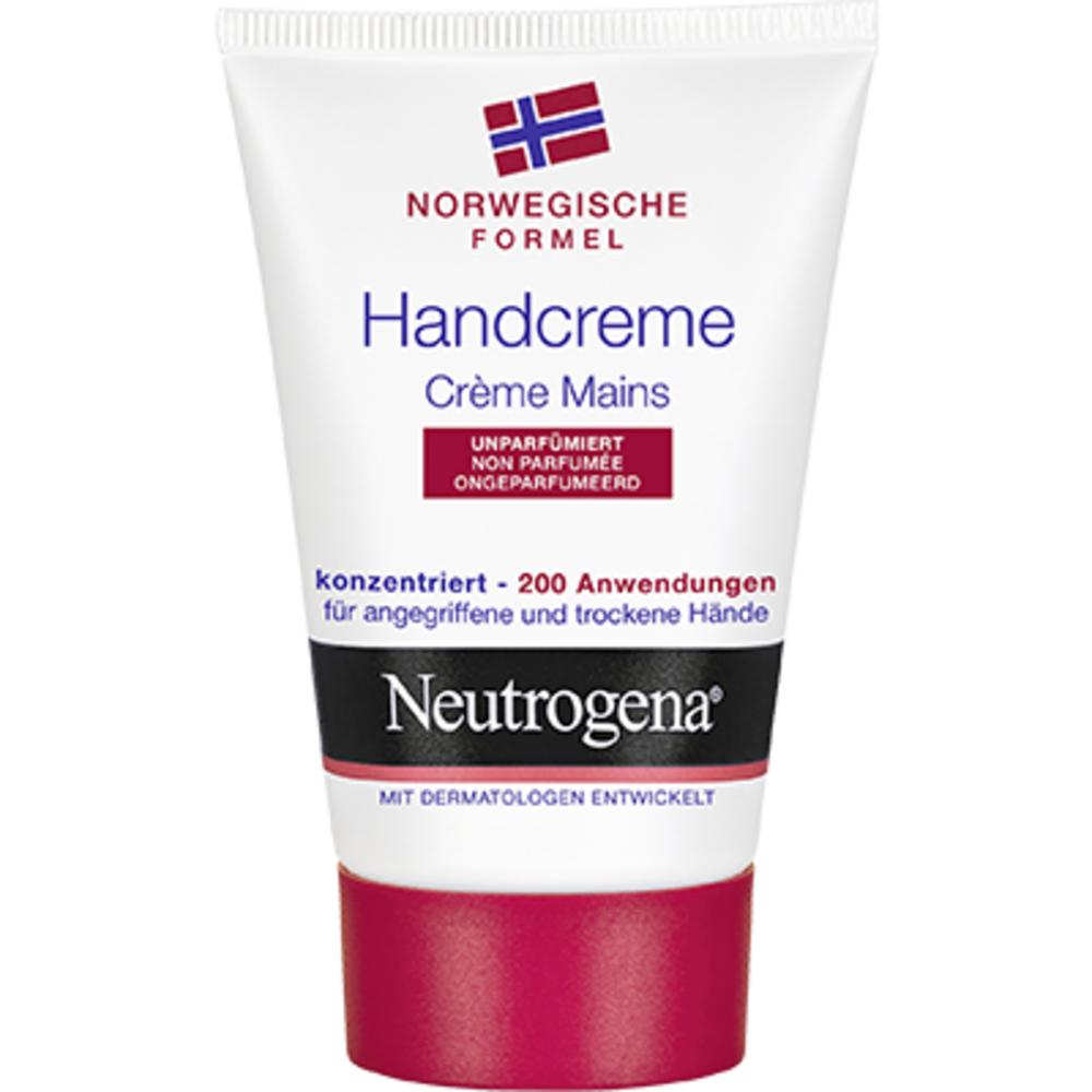 Crème mains sans parfum - 50.0 ml - mains - neutrogena Soulage immédiatement et durablement-3062