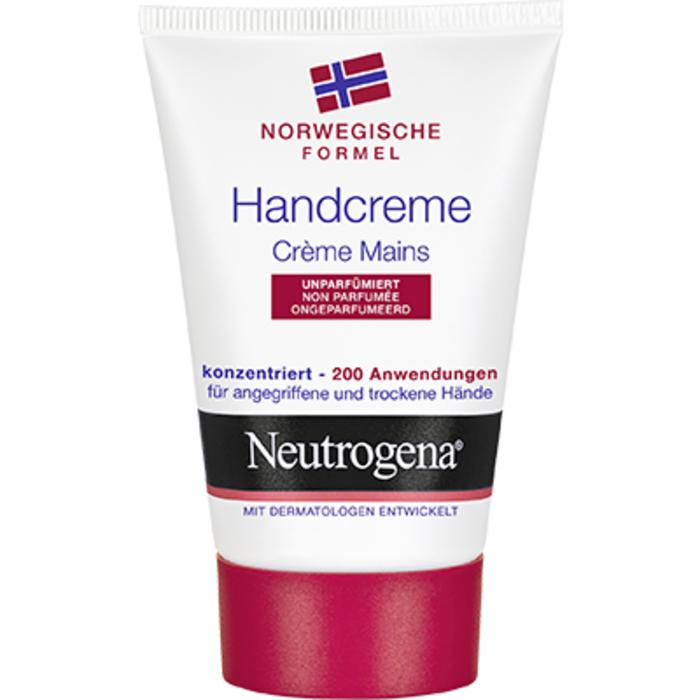 Crème mains sans parfum Neutrogena-3062