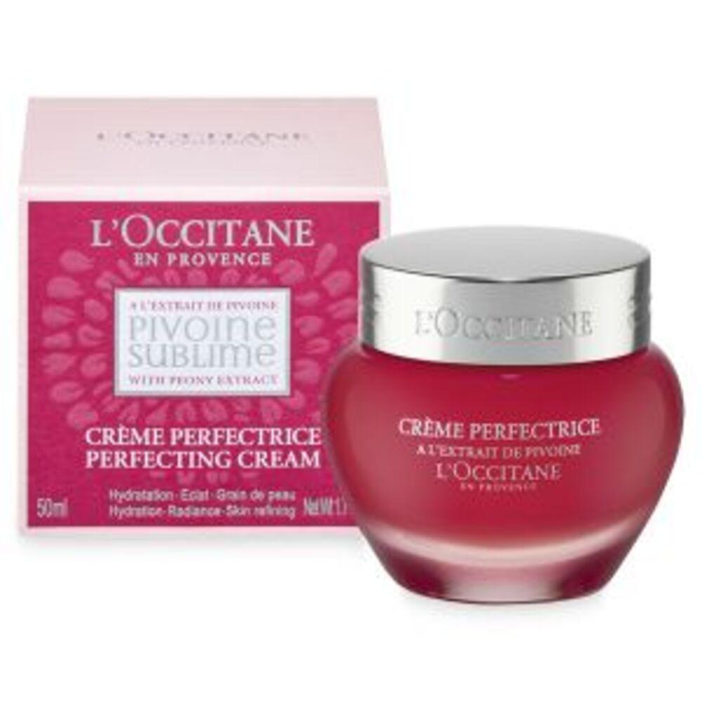 Crème perfectrice pivoine - 50.0 ml - occitane -182620