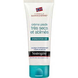 Crème pieds très secs - 150.0 ml - pieds - neutrogena Hydratation 24h-12844