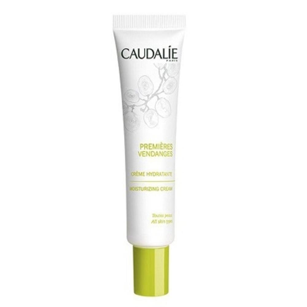 Crème premières vendanges - 40.0 ml - peaux sensibles - caudalie peaux jeunes-7274