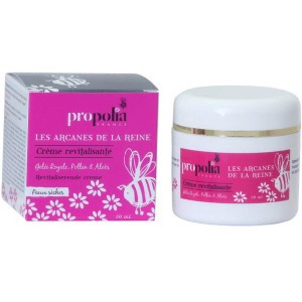 Crème revitalisante - pot 50 ml - divers - bee nice / apimab -133721