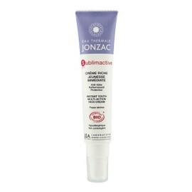 Crème riche jeunesse immédiate - 40.0 ml - sublimactive - anti-age - eau thermale jonzac -139005