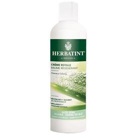 Crème royale aloé vera - 260.0 ml - produits spécifiques - herbatint Baume restructurant pour tous types de cheveux-5755