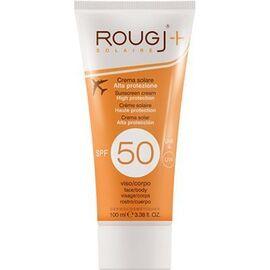 Crème solaire spf50 visage corps 100ml - rougj -220683