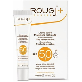 Crème solaire visage spf50+ - rougj -198854