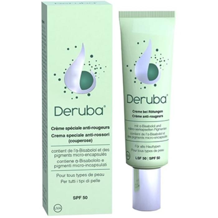 Crème spéciale anti-rougeurs - 30ml Deruba-205143