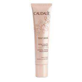 Crème teintée minérale peaux mates - 30.0 ml - teint divin - caudalie -129198