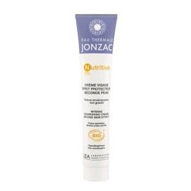 Crème visage effet protecteur seconde peau - 50.0 ml - nutritive - eau thermale jonzac -139007