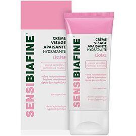 Crème visage hydratante apaisante légère 50ml - sensibiafine -225931