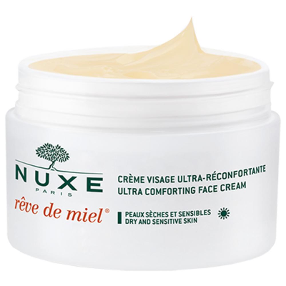 Crème visage rêve de miel ultra-réconfortante - 50.0 ml - nuxe -114812