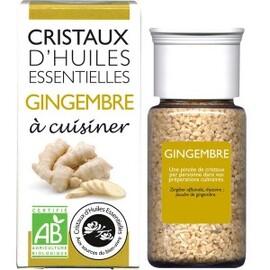 Cristaux d'huiles essentielles gingembre - flacon 20 g - divers - florisens -135805