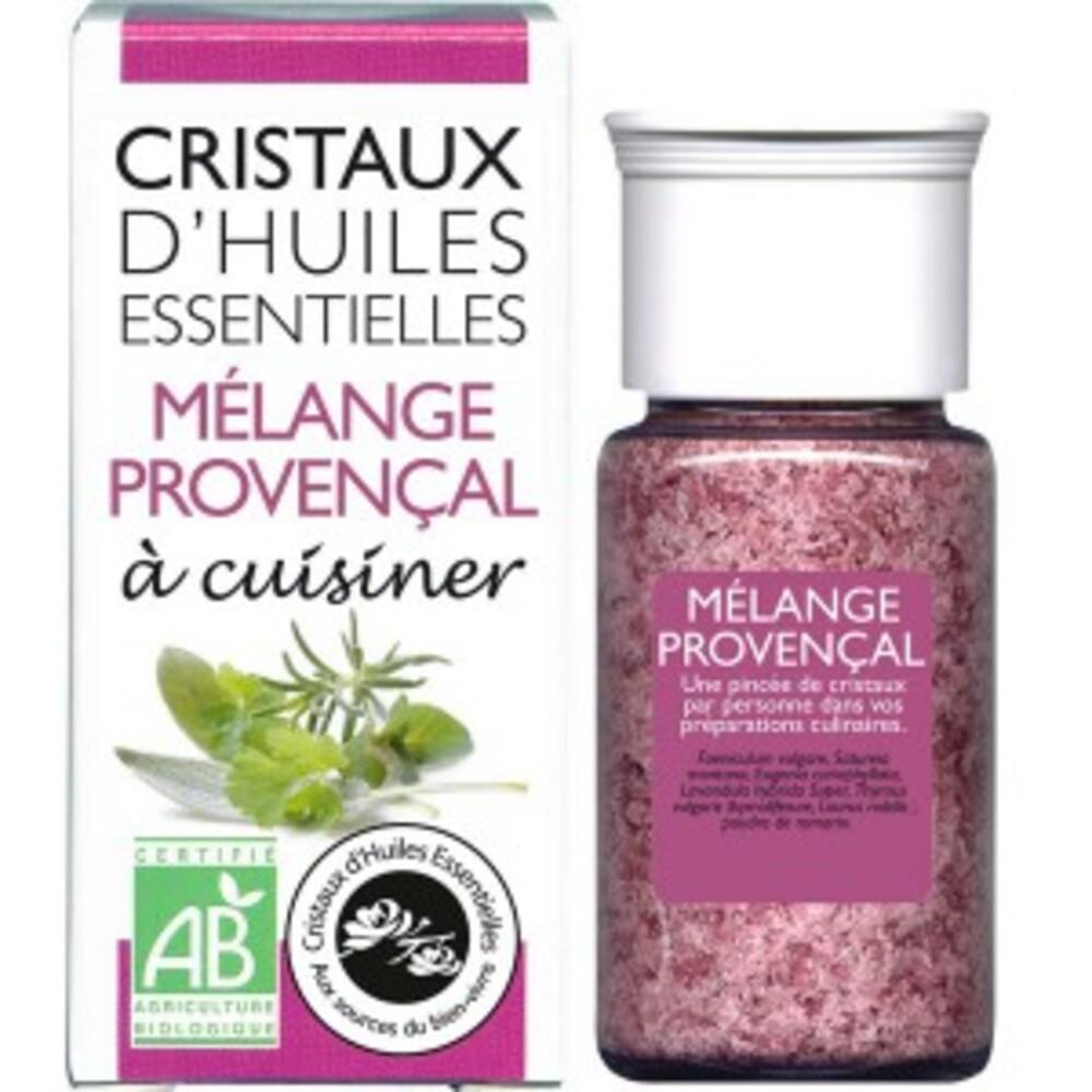 Cristaux d'huiles essentielles mélange provençal -... - divers - florisens -135807