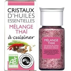 Cristaux d'huiles essentielles mélange thaï - flacon 20 g - divers - florisens -135808