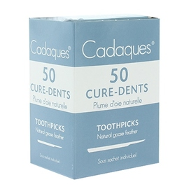 Cure-dents plume d'oie - cadaques -145609