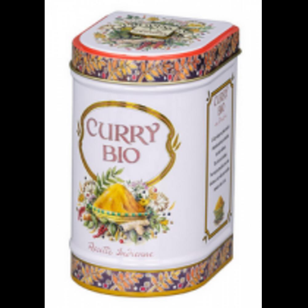 Curry doux - 50.0 g - araquelle -148486