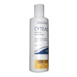 Cyteal solution moussante - 250.0 ml - pierre fabre -194110