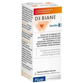 D3 biane gouttes - pileje -202559