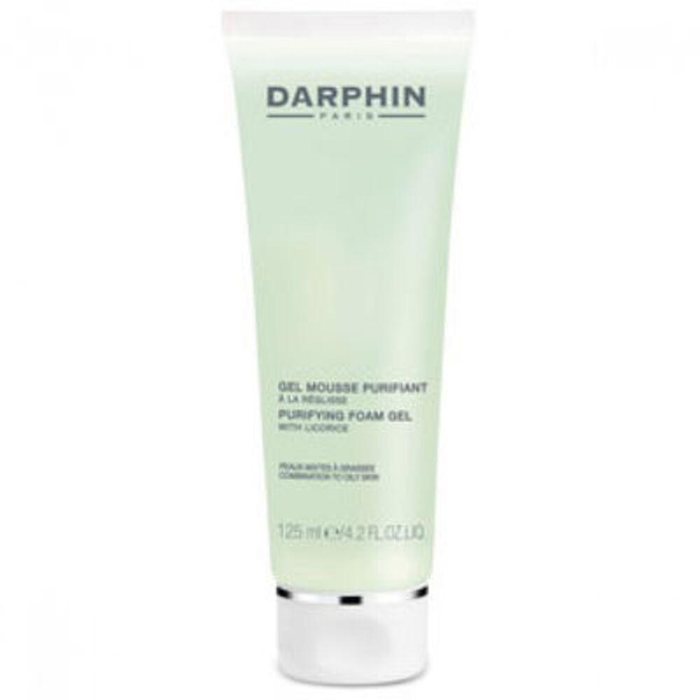 Darphin gel mousse purifiant à la réglisse 125ml - darphin -216277