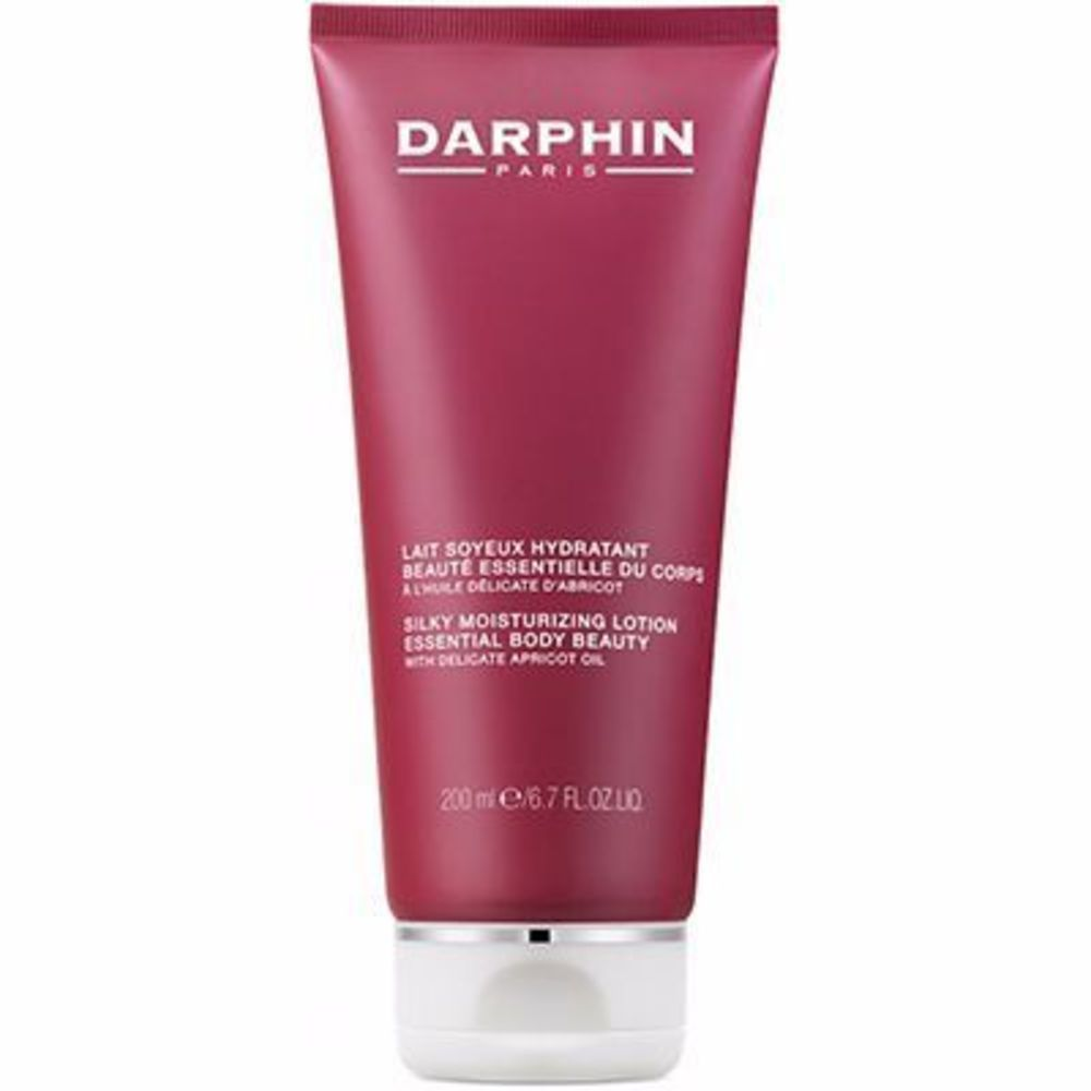 Darphin lait soyeux hydratant beauté essentielle du corps 200ml - darphin -216286