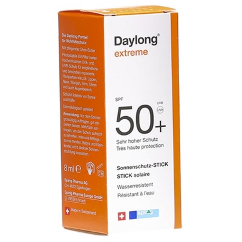 Daylong extrême spf50+ stick - 15ml - daylong -205421