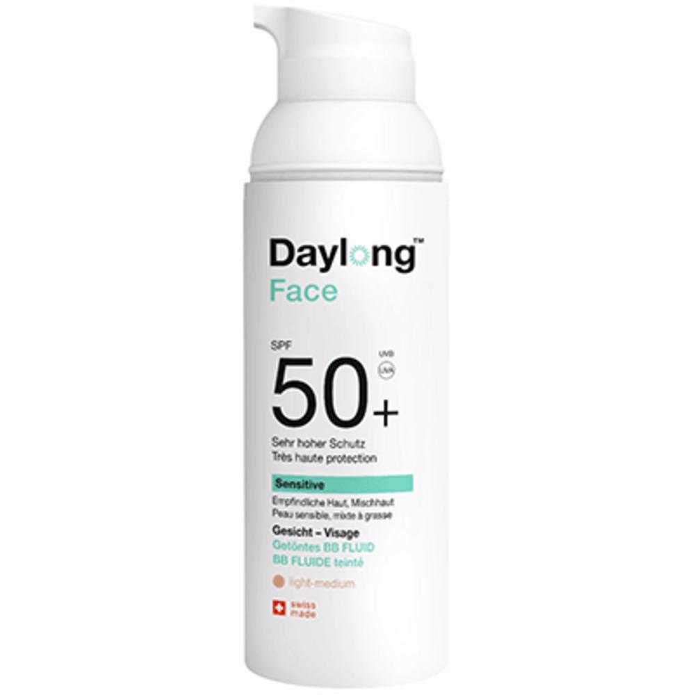 Daylong face sensitive spf 50+ bb fluide teinté 50ml - daylong -221058
