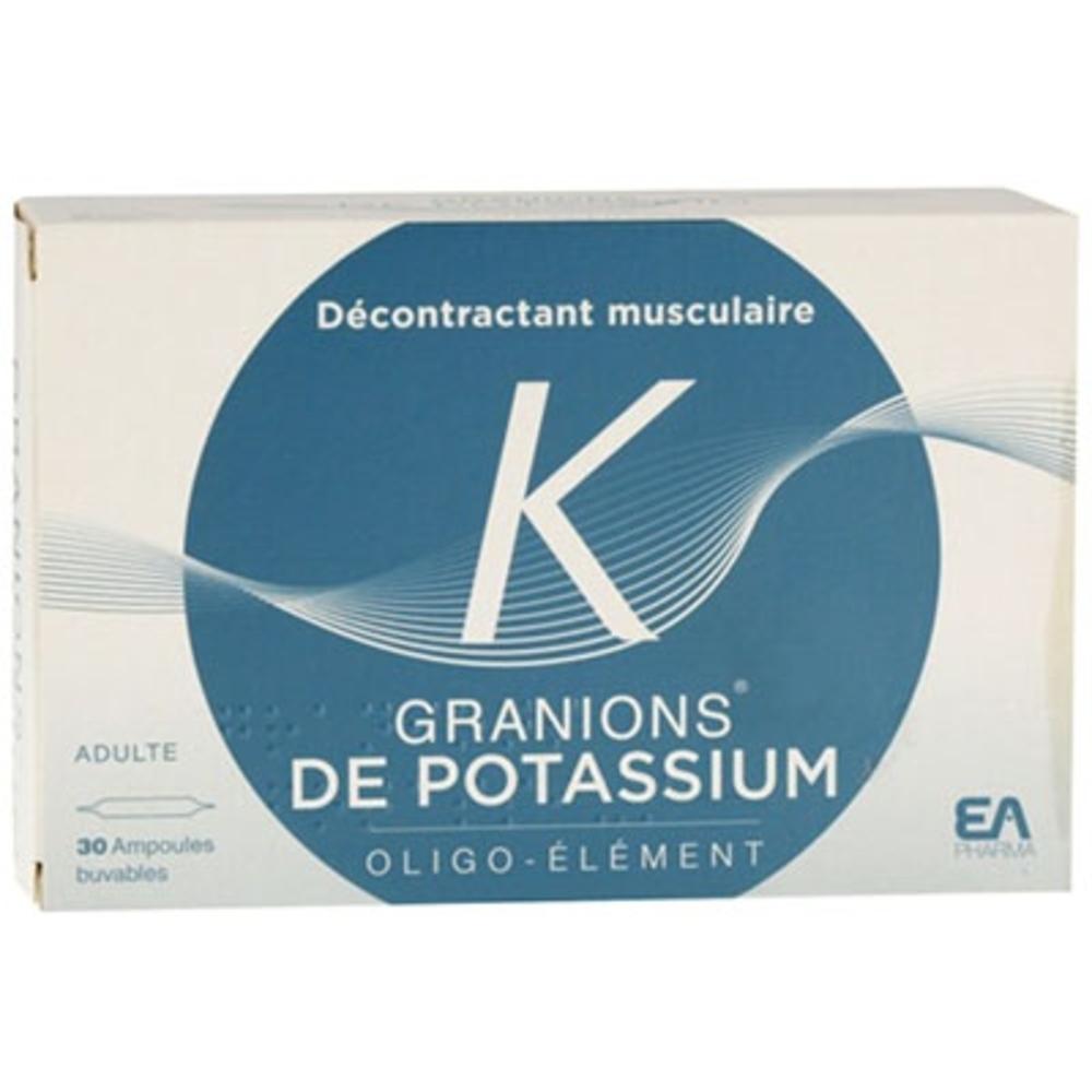 De potassium - 2.0 ml - granions -148119