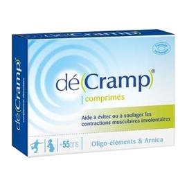 Decramp comprimés - 40.0 unites - iprad -86150
